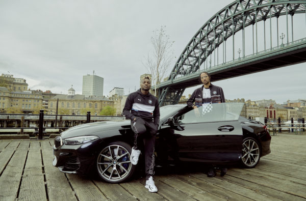 Allan Saint-Maximin and Poet Link Up to Drop the Icy New PUMA Motorsport Collection