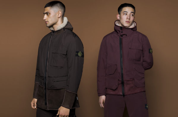 Stone Island's AW19 Gore-Tex Infinium Puts Performance on 100