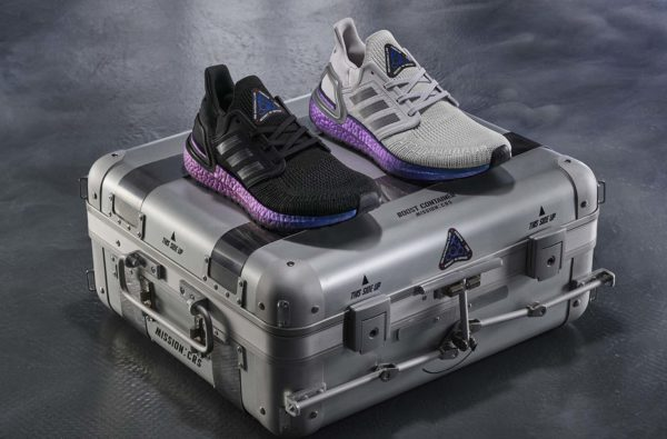 adidas Link Up with the International Space Station to Launch The UltraBOOST 20 Model