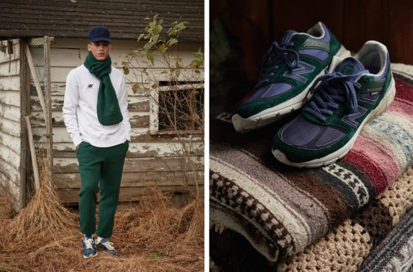 """Aimé Leon Dore and New Balance Unveil """"Life In The Balance"""" Campaign"""