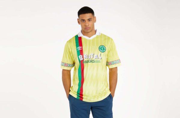 Loyle Carner FC and Umbro Reunite to Release 'Guyana' Shirt