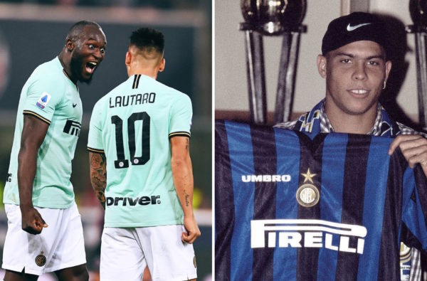 Romelu Lukaku Matches Ronaldo's Serie A Goal Record in Scoring Nine in First 11 Appearances