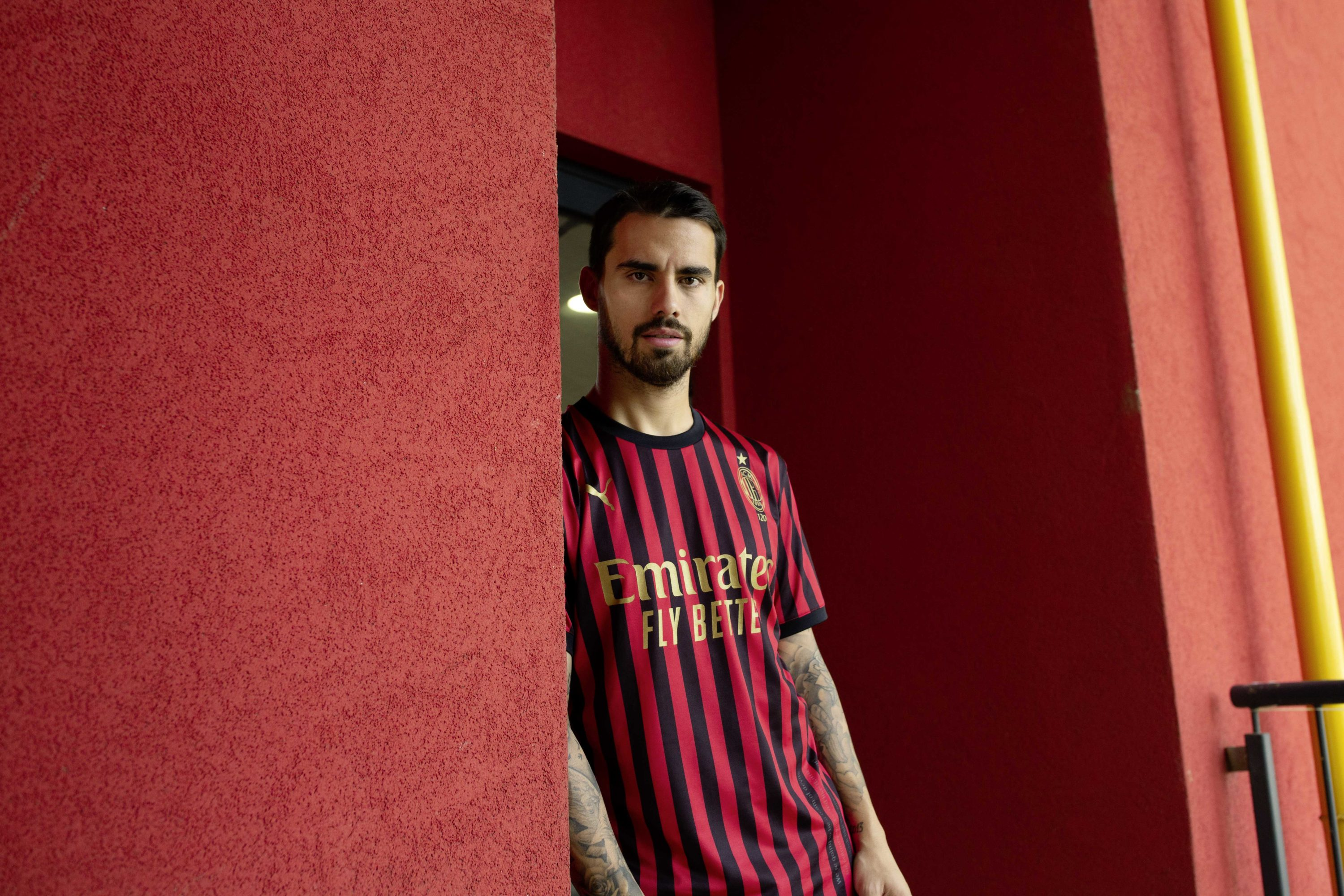 Puma Bless AC Milan with a Cold 120th Anniversary Kit