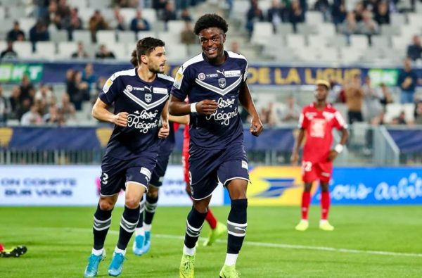 20-Year-Old Josh Maja Just Bagged His First Career Hat-Trick for Bordeaux