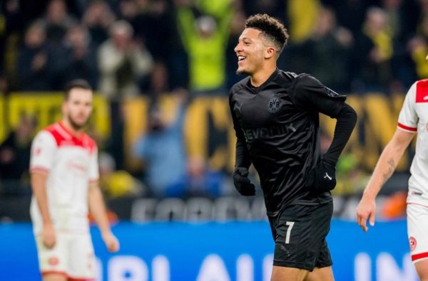 Borussia Dortmund's Special-Edition Blacked-Out Shirt Sold Out in Under Three Hours