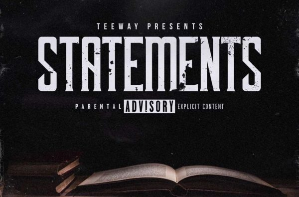 "Teeway Unleashes Visuals for Hard-Hitting New Track ""Statements"""