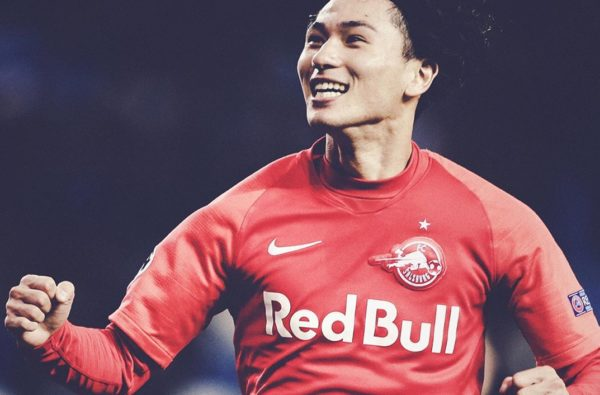 Red Bull Salzburg Baller Takumi Minamino Set To Join Liverpool in January