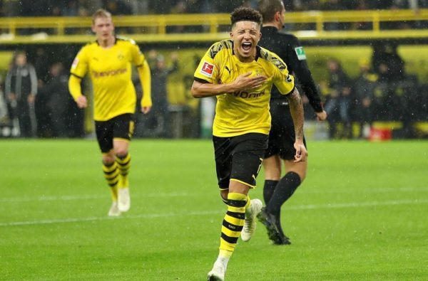 Jadon Sancho Will End the Year as Europe's Most Prolific Teenager