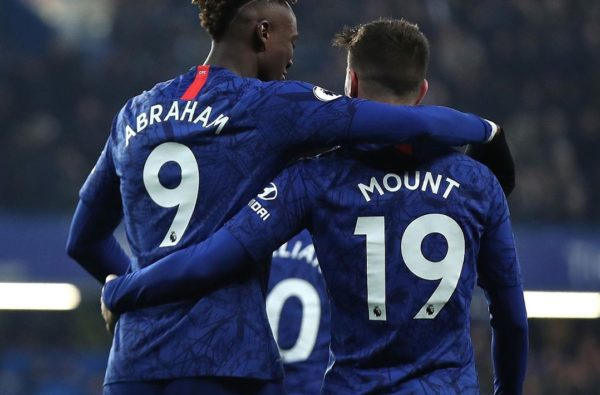 Tammy Abraham Believes He's Finally Broken Chelsea's Number 9 Shirt Curse