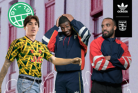 adidas and Arsenal Re-Release the 'Bruised Banana' Kit in a Sick New Collection Inspired by the Club's 90s Era