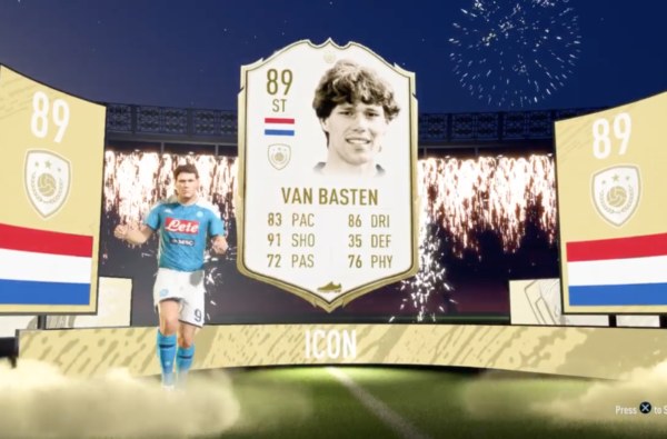 EA Sports Just Pulled Marco van Basten's Icon Card from FIFA 20 Over Pro-Nazi Comments