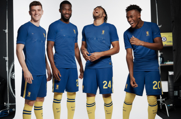 Nike Unveil a Clean, All-Blue Commemorative Kit for Chelsea FC