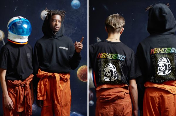 Billionaire Boys Club EU x Neighborhood Are Headed to the Stars