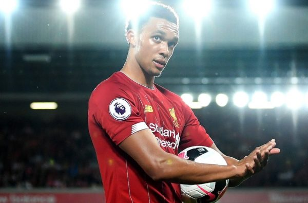 Trent Alexander-Arnold Has Already Equalled His Assist Record From Last Season