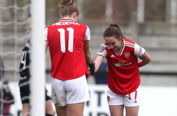 Vivianne Miedema Bags Six for Arsenal in Record-Breaking 11-1 Victory Against Bristol City