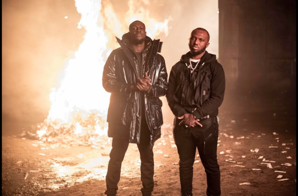 "Stormzy and Headie One Link Up in Visuals for Hard New Single ""Audacity"""