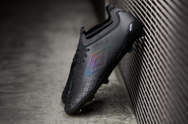 Umbro Lights up the Pitch with the Fast and Reflective 'Velocita 5'