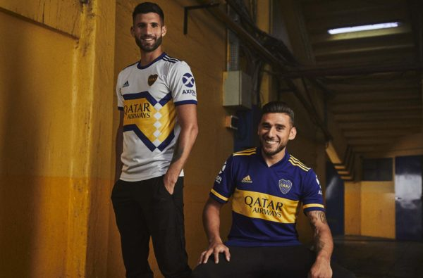 Boca Juniors Reunite with adidas After 27 Years for Two Cold New 2020-21 Kits