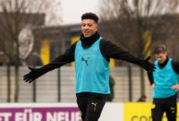 Jadon Sancho Becomes the First Player in Europe to Reach 10 goals and 10 Assists in 2019/20