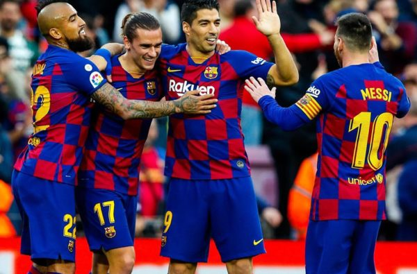 Barcelona Top Deloitte Football Money League for the First Time Ever