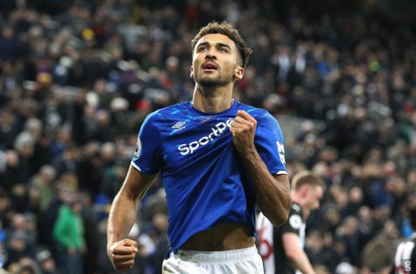 Dominic Calvert-Lewin Is Being Considered as a Surprise Inclusion for England's Euro 2020 Squad