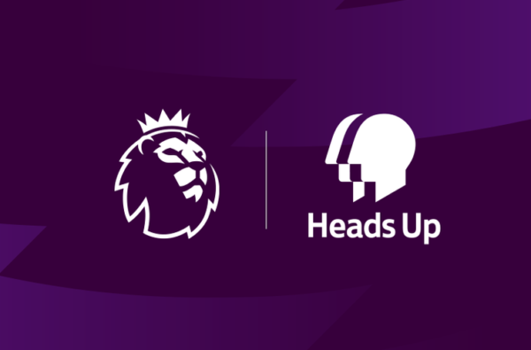 The Premier League Will Dedicate Two Weekends to the 'Heads up' Campaign for Mental Health