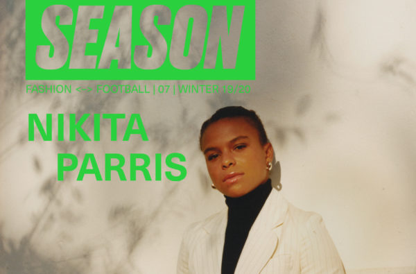 SEASON Zine Tap Nikita Parris To Cover New 'SUSTAINABILITY' Issue