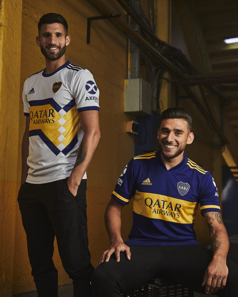 Grupo sin cable seguro  Boca Juniors Reunite with adidas After 27 Years for Two Cold New 2020-21  Kits