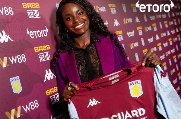 Eni Aluko Becomes Aston Villa Womens' New Sporting Director