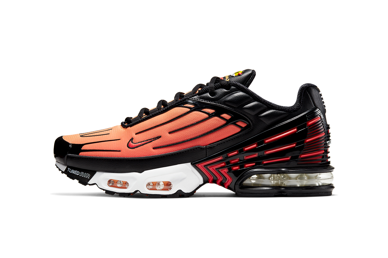 look for reasonable price the cheapest Back to Basics: Nike Air Max Plus III Pimento Returns