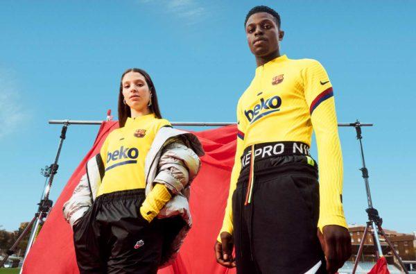 Nike Launch NextGen VaporKnit Range with Barcelona