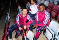 "Kappa Drop Throwback ""Kombat XX"" Collection for Aston Villa"