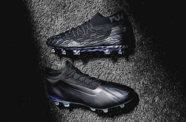 PUMA Black-Out Their ONE and FUTURE Football Boots for the 2020 ECLIPSE Pack