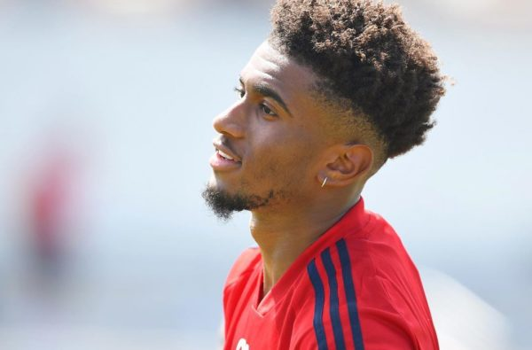 "Reiss Nelson Says There Will Never Be Any Rivalry With Childhood Friend Jadon Sancho, Only ""Brotherhood"""