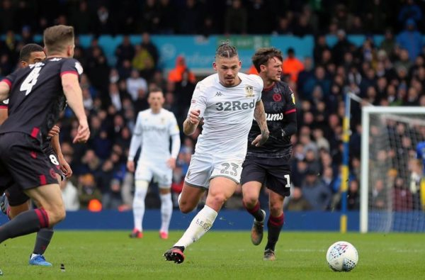 Leeds United Holding Midfielder Kalvin Phillips Could Reportedly Get a Surprise England Call-Up