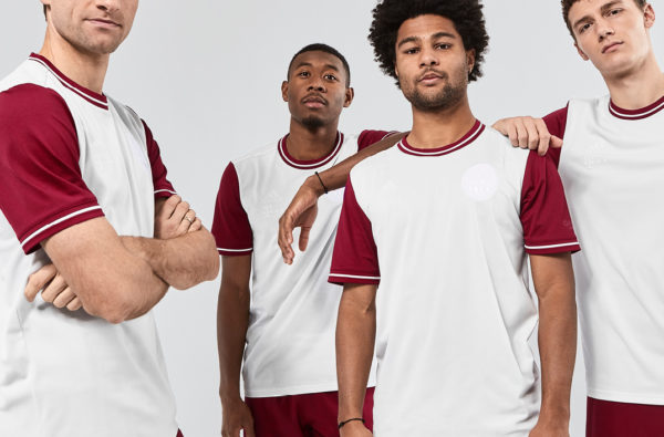 adidas Drop Off a Cold 120th Anniversary Jersey for Bayern Munich