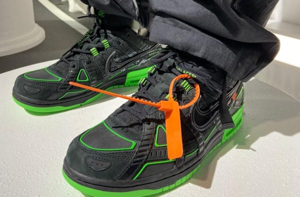 "Get The First Look at the Upcoming ""Rubber Dunks"", Off-White and Nike's Latest Collab Sneaker"