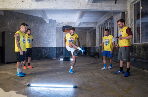 Red Bull and Neymar Jr's Five Tournament Returns to the UK For Fifth Edition