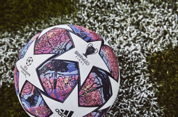 adidas Reveals Official Match Ball for UEFA Champions League 2020 Knockout Stages