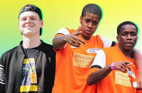 10 UK Rappers and Artists Who Are Also Serious Ballers