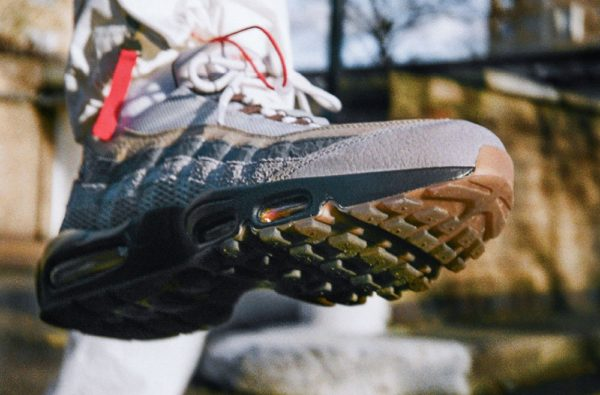 "Nike's New ""110"" Air Max 95 Pays Homage to London's Sneaker Community"