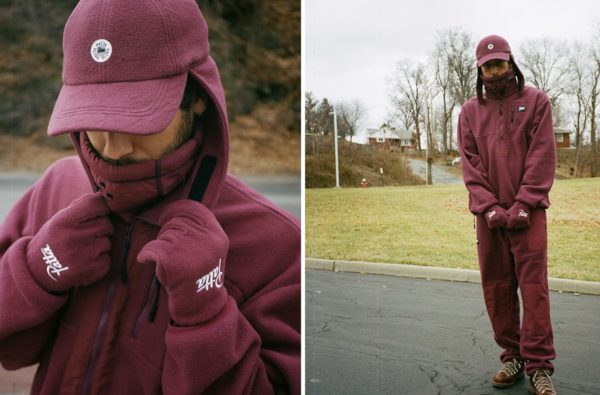 Patta Ready Up Clean and Cozy Polartec Fleece Collection