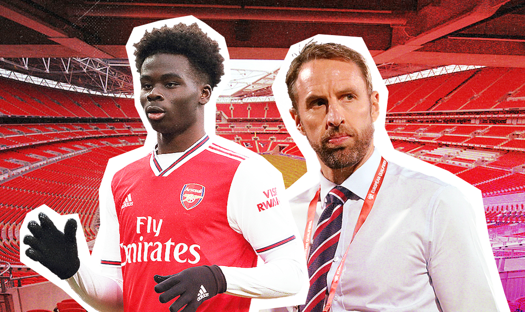 Numbers Don't Lie – Bukayo Saka Is the Premier League's In-Form Left Back and Deserves a Spot at Euro 2020