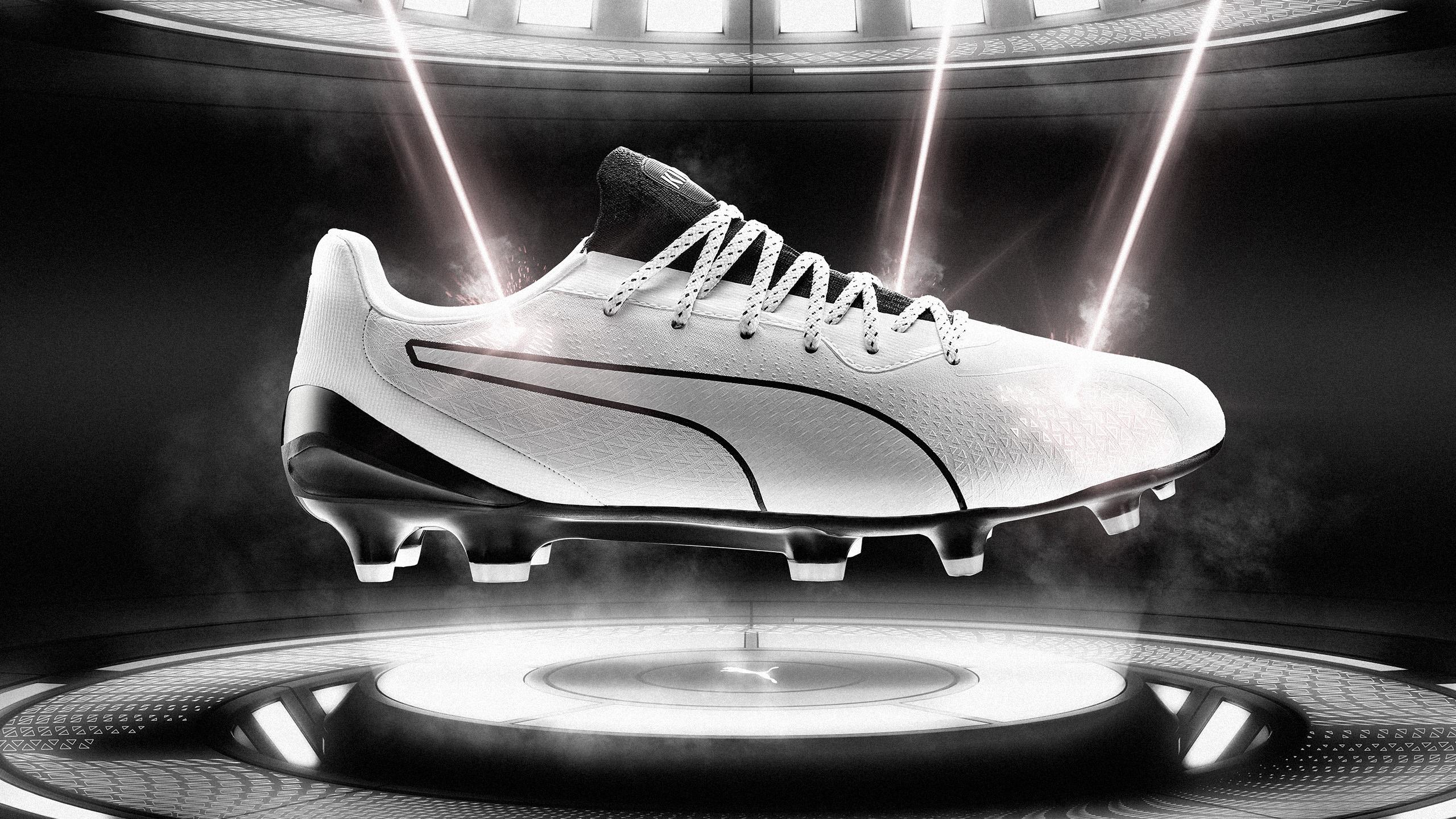 PUMA Drop Ultra-Light 'King Platinum Lazertouch' Football Boot