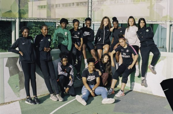 YARD and Miles Release 'Footeuses' Documentary on Parisian Women's Street Football