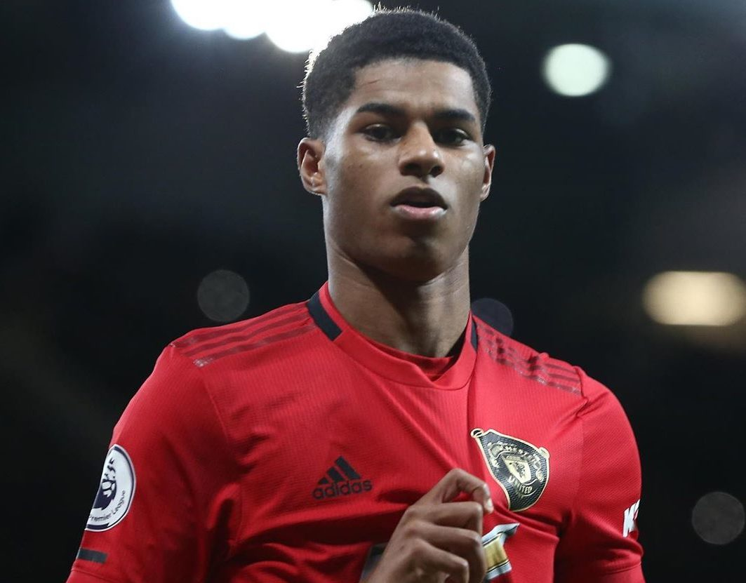 Marcus Rashford is Partnering With a Charity to Feed Kids Who Won't be Getting their Free School ...