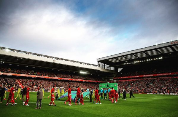 Liverpool Donate £40,000 to 'Fans Supporting Foodbanks' After Coronavirus Stops Collections