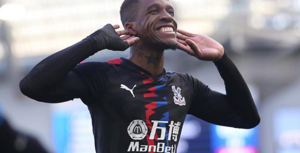 Wilfried Zaha Has Offered Free Housing to NHS Staff in London Fighting Coronavirus