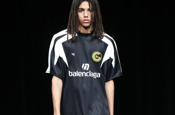 Balenciaga Drop Off Full-Branded Football Kits for AW20 Collection
