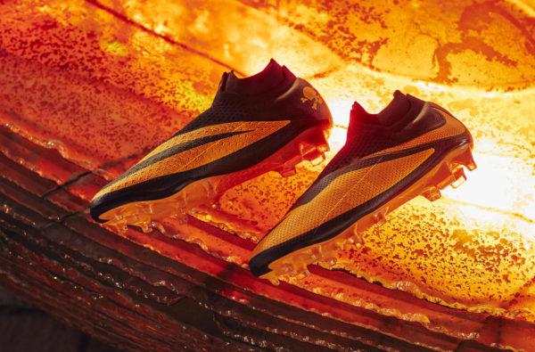 Nike Drop Off the Phantom VSN 2 in Classic Hypervenom Colourway